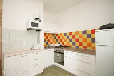 Ugljan, Kitchen in the apartment, WIFI.