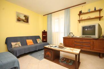Rukavac, Living room in the apartment.