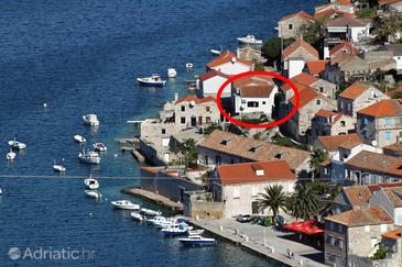 Vis, Vis, Property 8525 - Apartments near sea with pebble beach.