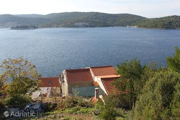 Vis, Vis, Objekt 8526 - Ubytování v blízkosti moře s kamenitou pláží.