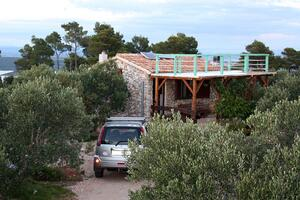 Secluded holiday house Nevidane, Pasman - 8529