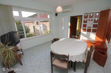 Vis, Dining room 1 in the apartment, dostupna klima i dopusteni kucni ljubimci.