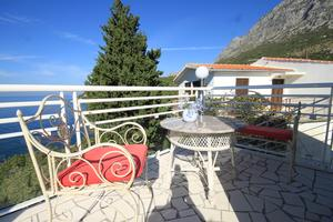 Apartments by the sea Podaca, Makarska - 8536