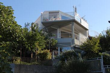 Podaca, Makarska, Objekt 8536 - Ubytování v blízkosti moře s oblázkovou pláží.