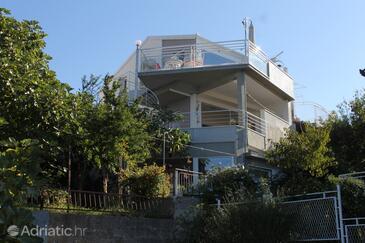 Podaca, Makarska, Szálláshely 8536 - Apartmanok a tenger közelében kavicsos stranddal.