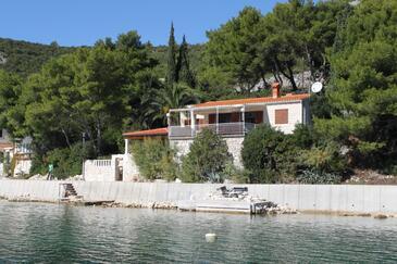 Klek, Ušće Neretve, Objekt 8537 - Ubytování v blízkosti moře.