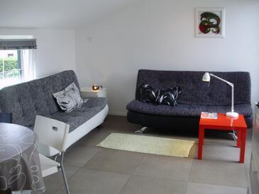 Dubrovnik, Гостиная в размещении типа apartment, доступный кондиционер и WiFi.
