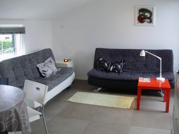 Dubrovnik, Camera de zi în unitate de cazare tip apartment, aer condiționat disponibil şi WiFi.