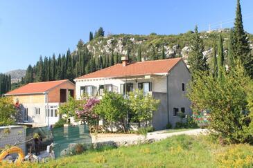 Slano, Dubrovnik, Property 8547 - Apartments with pebble beach.