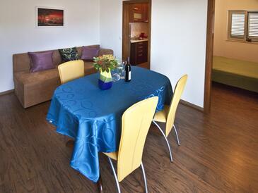 Dubrovnik, Sufragerie în unitate de cazare tip apartment, WiFi.