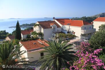 Mlini, Dubrovnik, Property 8566 - Apartments with pebble beach.