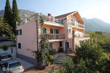 Mlini, Dubrovnik, Propiedad 8569 - Apartamentos with pebble beach.