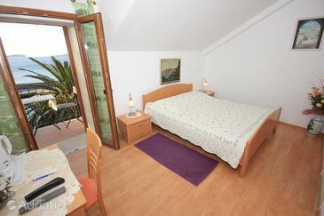 Mlini, Bedroom in the room, dostupna klima i dopusteni kucni ljubimci.
