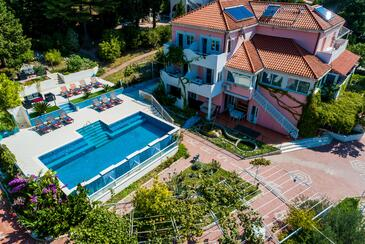 Mlini, Dubrovnik, Property 8579 - Apartments with pebble beach.