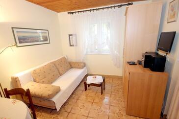 Dubrovnik, Dnevna soba v nastanitvi vrste apartment, Hišni ljubljenčki dovoljeni in WiFi.