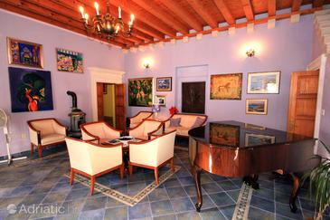 Mokošica, Living room 1 in the house, dopusteni kucni ljubimci i WIFI.