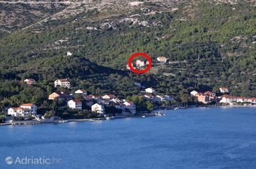 Slano, Dubrovnik, Property 8596 - Apartments with sandy beach.