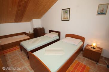 Zaton Veliki, Bedroom 1 in the room, WIFI.