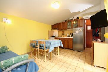Rastići, Ebédlő szállásegység típusa apartment, légkondicionálás elérhető, háziállat engedélyezve és WiFi .