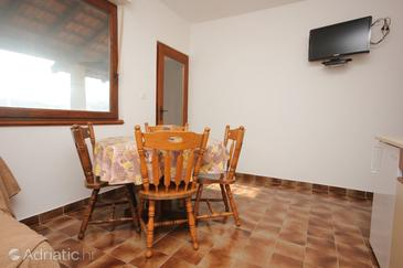 Ražanj, Dining room in the apartment, WIFI.