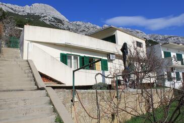 Marušići, Omiš, Objekt 8632 – Apartmaji v bližini morja.