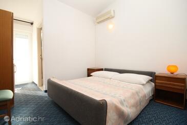 Podstrana, Bedroom in the room, dostupna klima, dopusteni kucni ljubimci i WIFI.
