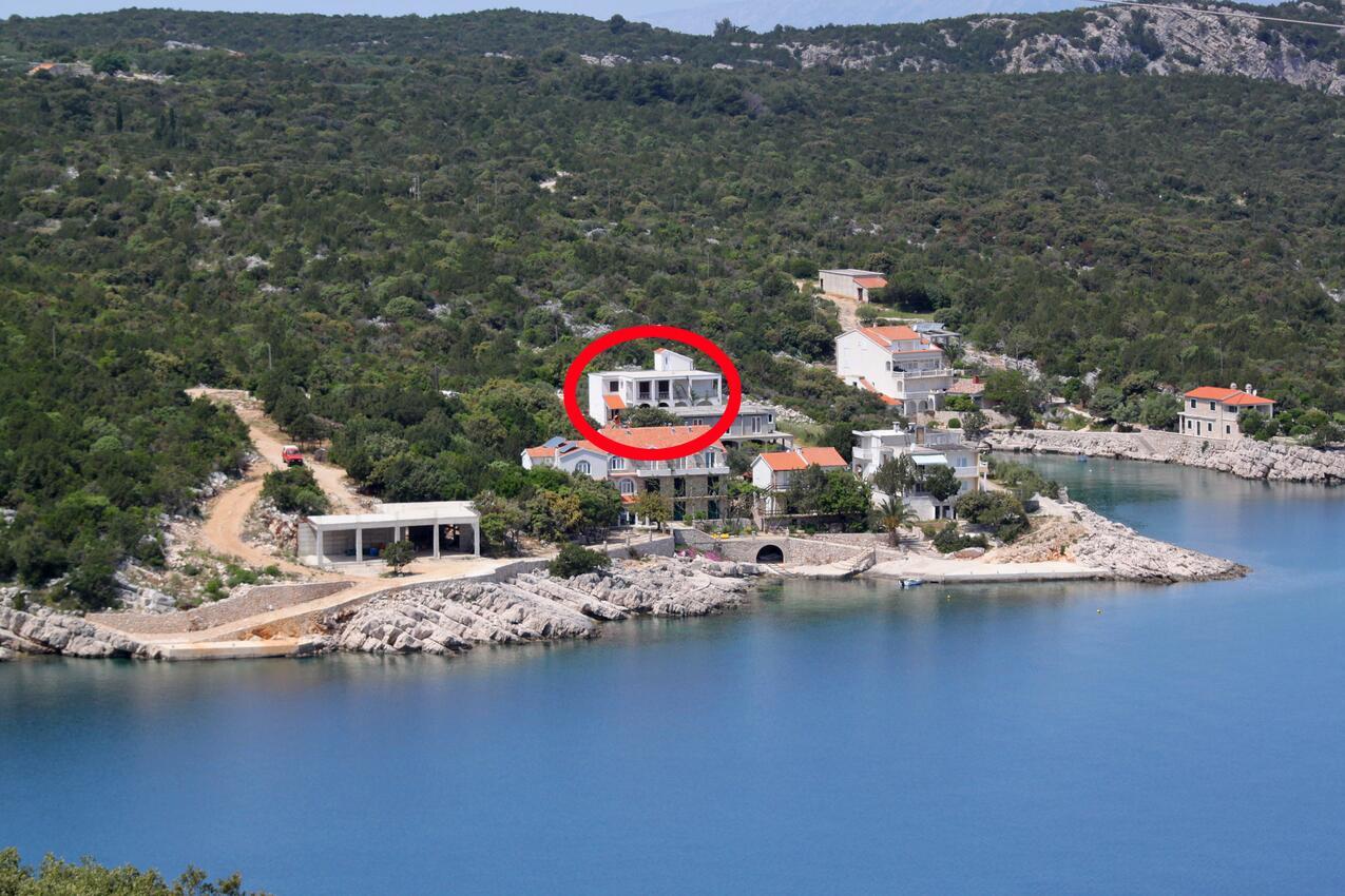 Holiday apartment im Ort Uvala Pokrivenik (Hvar), Kapazität 4+2 (1012555), Zastrazisce, Island of Hvar, Dalmatia, Croatia, picture 1