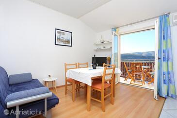 Mastrinka, Dnevna soba 1 v nastanitvi vrste apartment, WiFi.