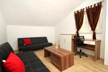 Stari Grad, Obývacia izba v ubytovacej jednotke apartment, WIFI.