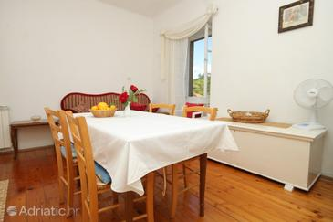 Popovići, Dining room in the apartment, WIFI.