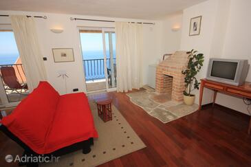 Cavtat, Living room in the room, WIFI.