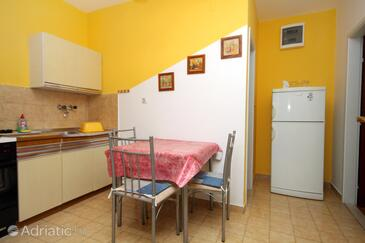 Ivan Dolac, Dining room in the apartment, (pet friendly).