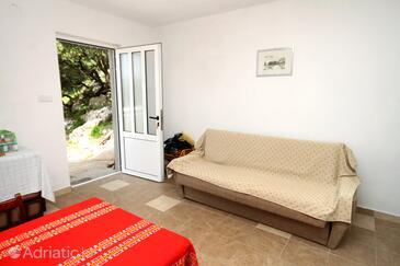 Pobij, Living room in the apartment.