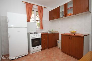 Tvrdni Dolac, Kitchen in the apartment.