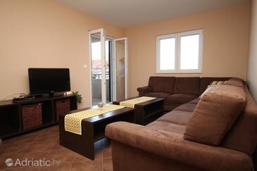Stari Grad, Гостиная в размещении типа apartment, доступный кондиционер и WiFi.