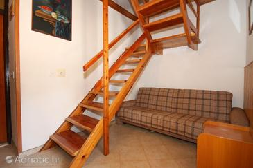 Ivan Dolac, Living room in the apartment, dopusteni kucni ljubimci.