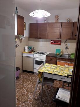 Zaraće (Gdinj), Esszimmer in folgender Unterkunftsart apartment, Haustiere erlaubt und WiFi.