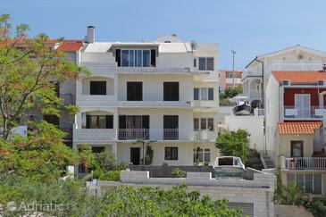 Hvar, Hvar, Property 8716 - Apartments with pebble beach.