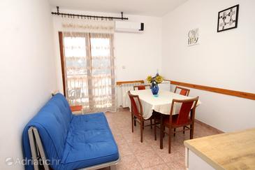 Hvar, Ebédlő szállásegység típusa apartment, légkondicionálás elérhető és WiFi .