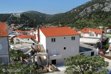 Hvar, Hvar, Property 8717 - Apartments and Rooms with pebble beach.