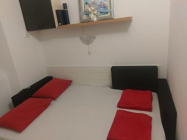 Sveta Nedilja, Obývací pokoj v ubytování typu apartment, domácí mazlíčci povoleni a WiFi.