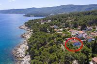 Apartmány u moře Jelsa (Hvar) - 8729