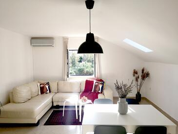 Slano, Гостиная в размещении типа apartment, доступный кондиционер и WiFi.