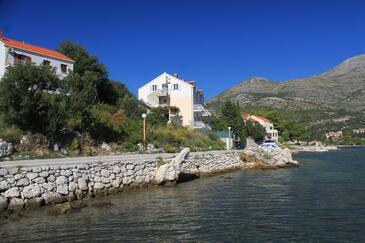 Slano, Dubrovnik, Objekt 8741 - Ubytování v blízkosti moře.