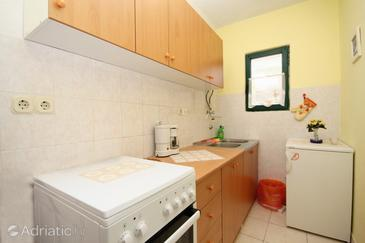 Zavala, Kitchen in the apartment, (pet friendly) and WiFi.