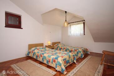 Vrboska, Pokój dzienny w zakwaterowaniu typu apartment, zwierzęta domowe są dozwolone i WiFi.