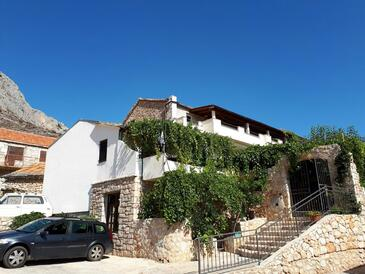 Ivan Dolac, Hvar, Property 8753 - Apartments with pebble beach.