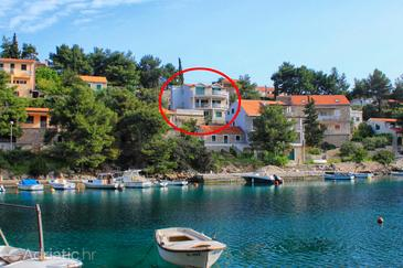 Basina, Hvar, Object 8754 - Appartementen by the sea.