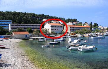 Hvar, Hvar, Property 8759 - Apartments near sea with pebble beach.