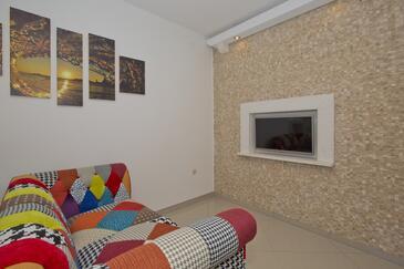 Zastupac, Living room in the apartment, WiFi.